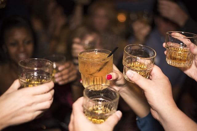 משחקי שתייה לקבוצה