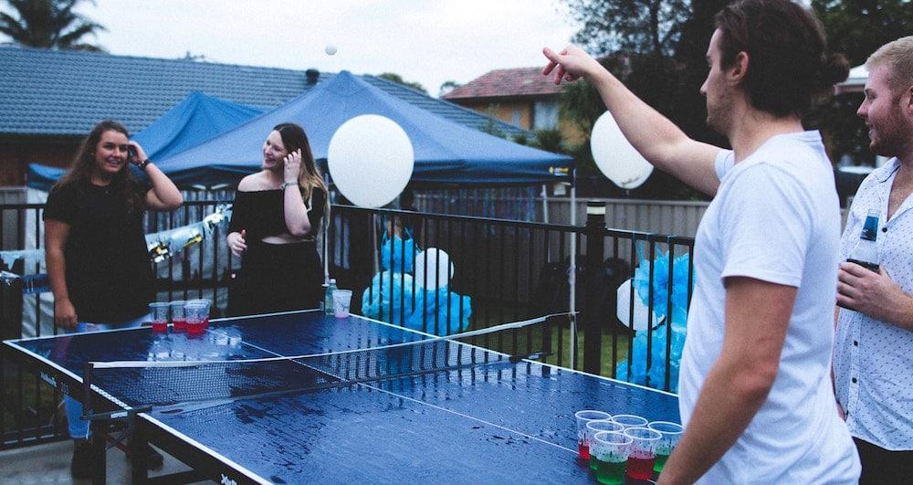 משחק שתייה למסיבה