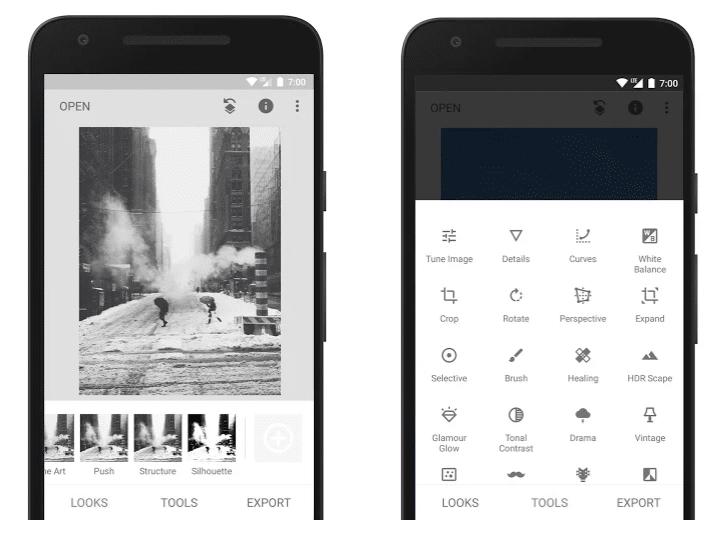 אפליקציה לעיצוב תמונות